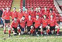 U18 Team vs Stirling County 2008