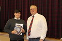 Youth U18 MIP - Rory Hands