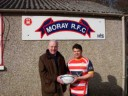 Match Ball Sponsor: J.F. Royans, Butchers